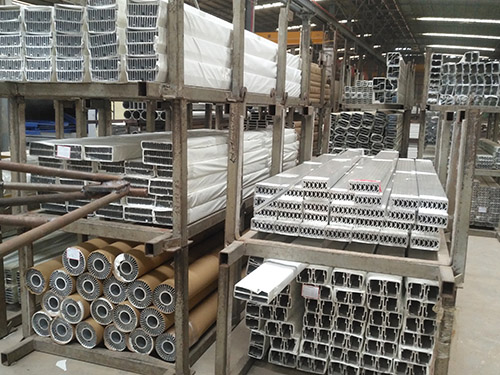 鋁利(li)達鋁業生產